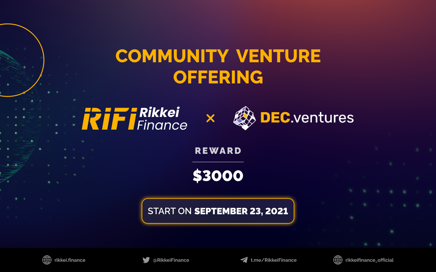 Rikkei Finance co-hosts a Community Venture Offering with their partner DEC Ventures