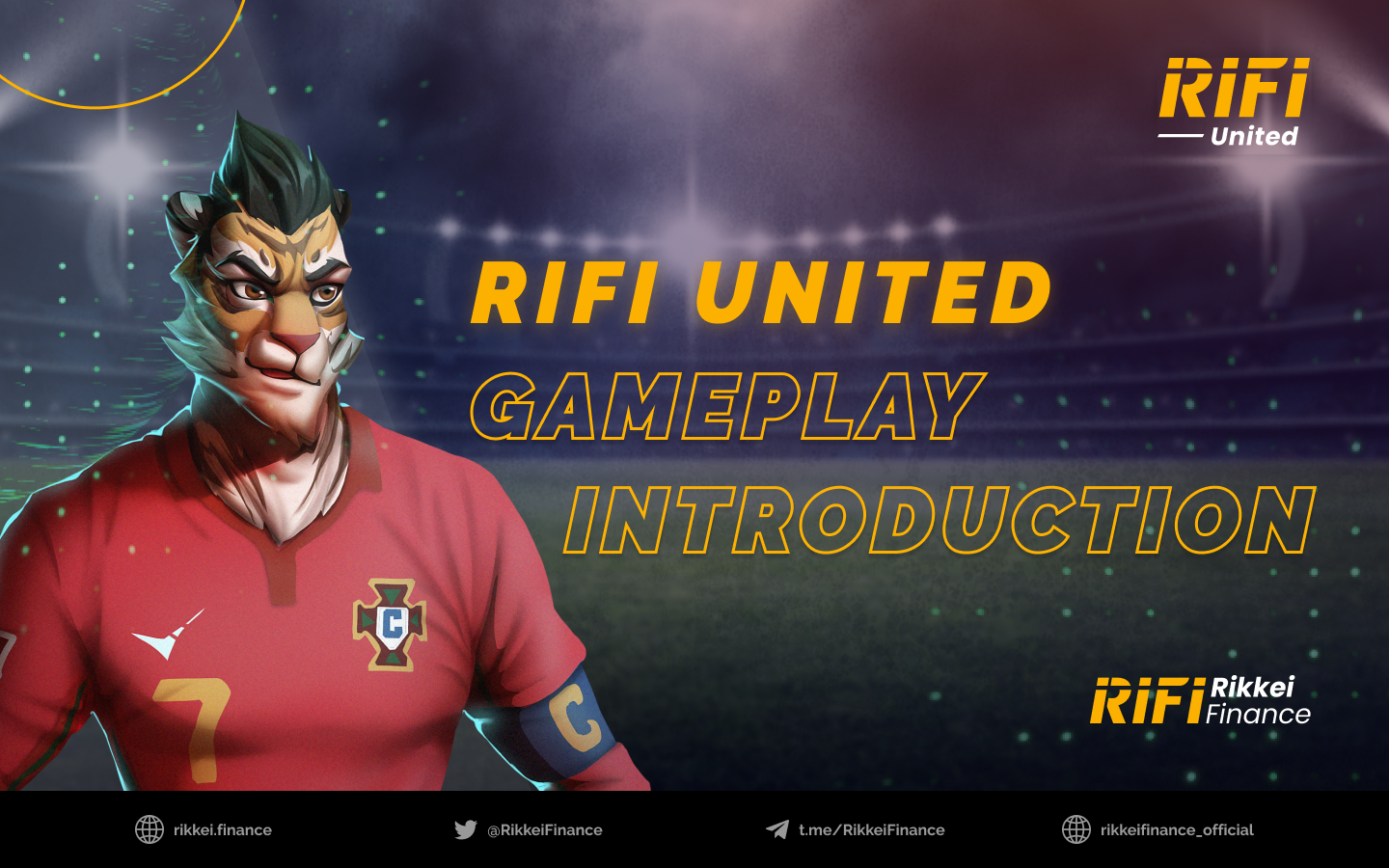 RIFI United P2E Gameplay to be Introduced